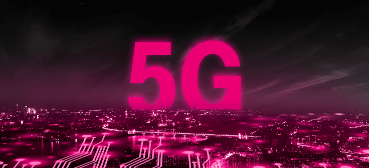 5G W T-MOBILE