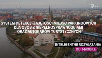 Inteligentne parkingi we Wrocławiu