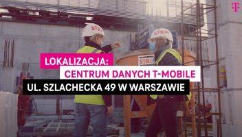 Nowe Centrum Przetwarzania Danych T-Mobile - dostępne już w tym roku!