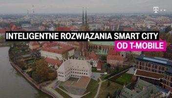Inteligentne rozwiązania Smart City od T-Mobile