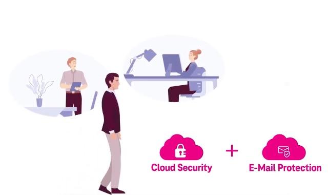 Chmurowa platforma bezpieczeństwa dla firm od T-Mobile