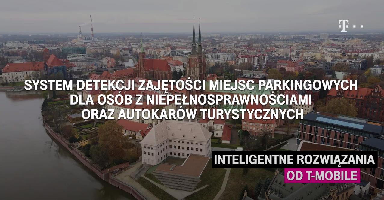 Wrocław Inteligentne Parrkowanie