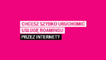 Aktywacja roamingu
